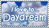 I Love to Daydream by Mandspasm