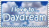 I Love to Daydream by Mandspasm