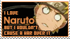Love Naruto, No War by Mandspasm
