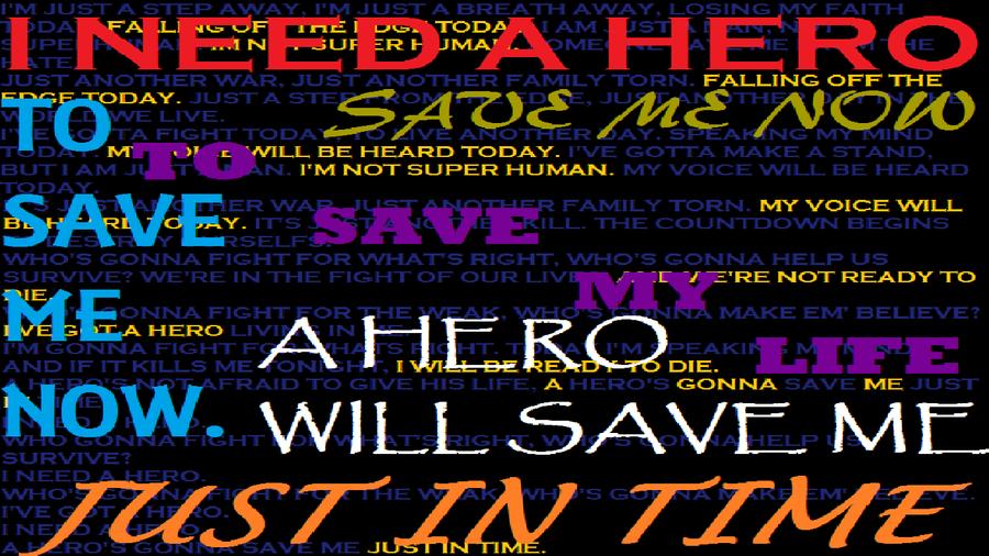 Hero By Skillet Wallpaper Gcpierox