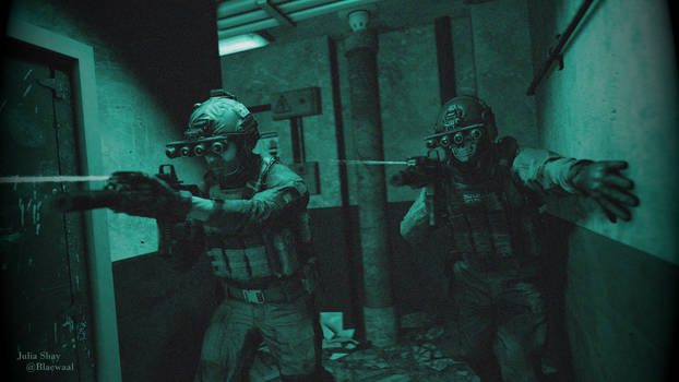 Breach and Clear (NVG)