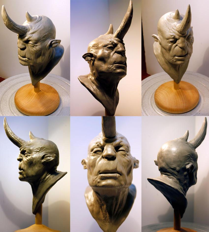 Rhino Guy by Herr-Sandslott