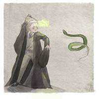 Draco by Eirwen980