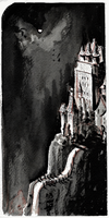 Inktober 04- Vampires