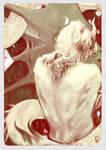White Dragon -Commission by Eirwen980