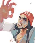 SRF Pirate