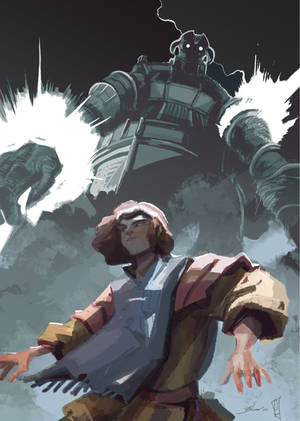 Shadow of the Colossus by Pigliamosche