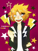 Genki!! by aidoruutrash