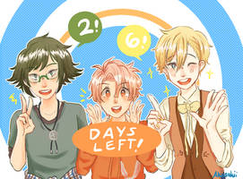 26 days left to go! by aidoruutrash