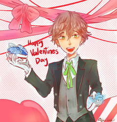 Happy Valentines (for Shu!)