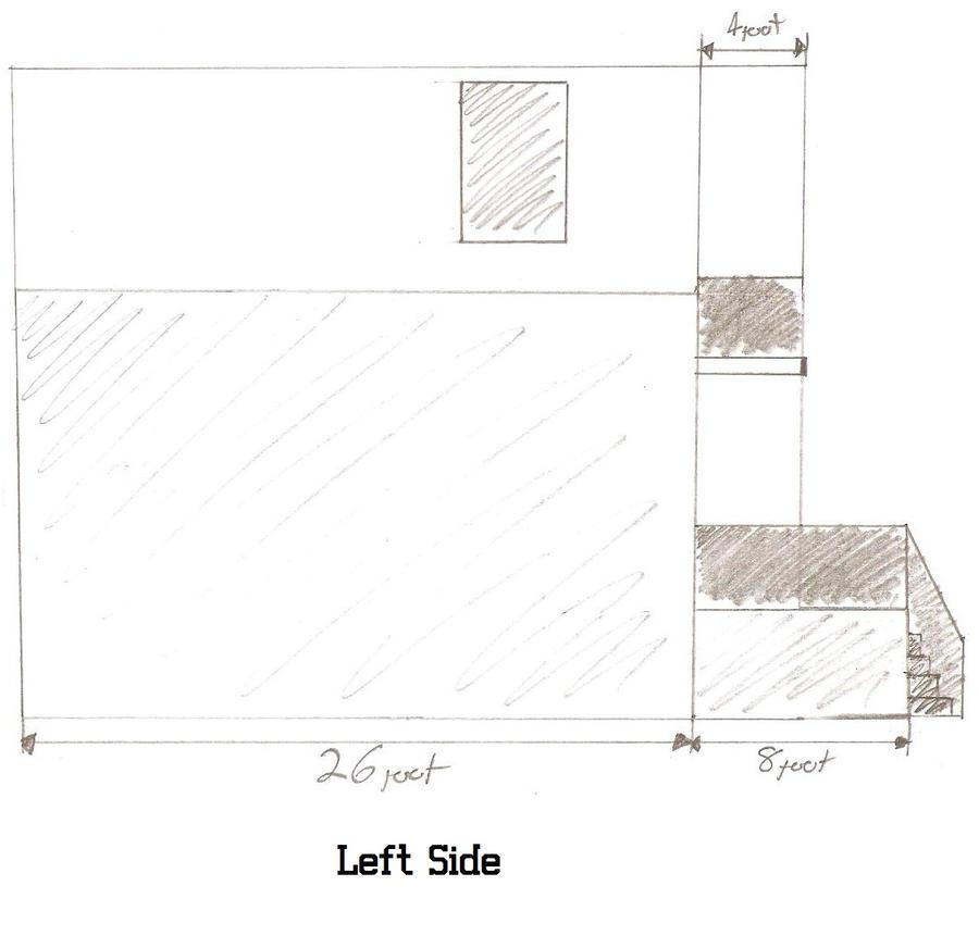 Rockbell House - Left Side by BakaMick on deviantART