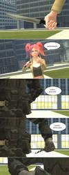 Collin(Me) vs Saiko by CollinFTW