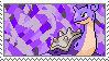 Shiny Lapras Stamp by DjMan12545