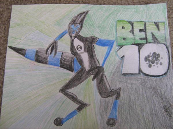 Ben10 XLR8 by Ben10upvine