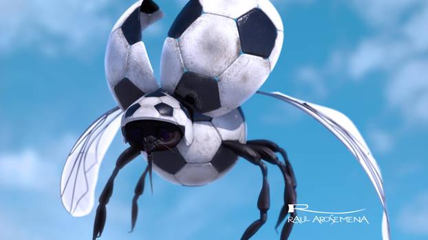 Bichito del Futbol