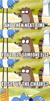 Moar Regular Show