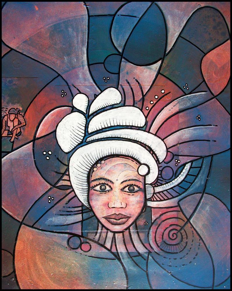white hat .. by santosam81