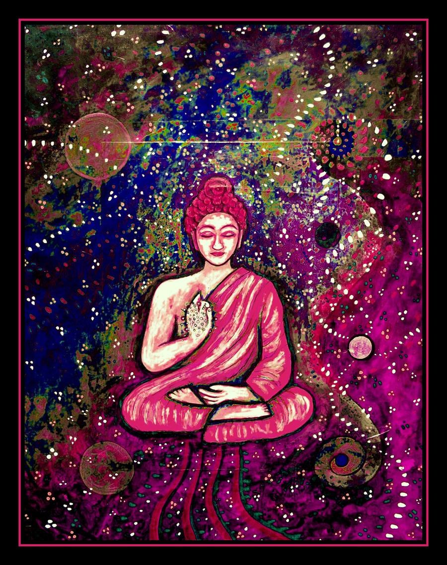 psychedelic buddha wallpapers