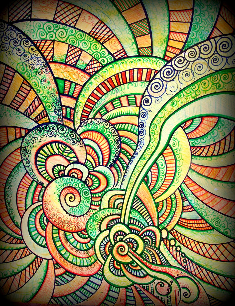 spiralotos tos tos by santosam81