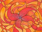 psyche red flower 2