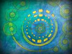 cosmicity circular maping by santosam81