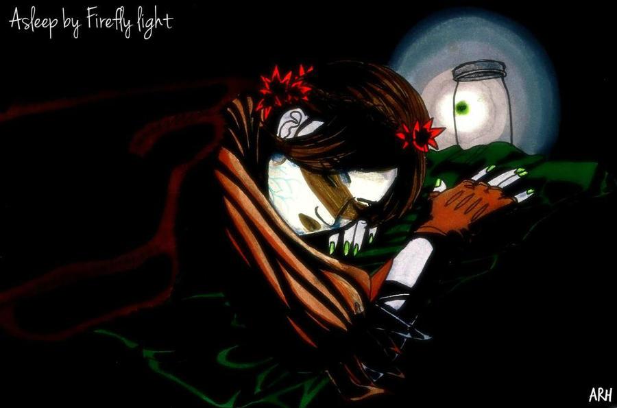 Asleep by Firefly Light -3 by ARHunter