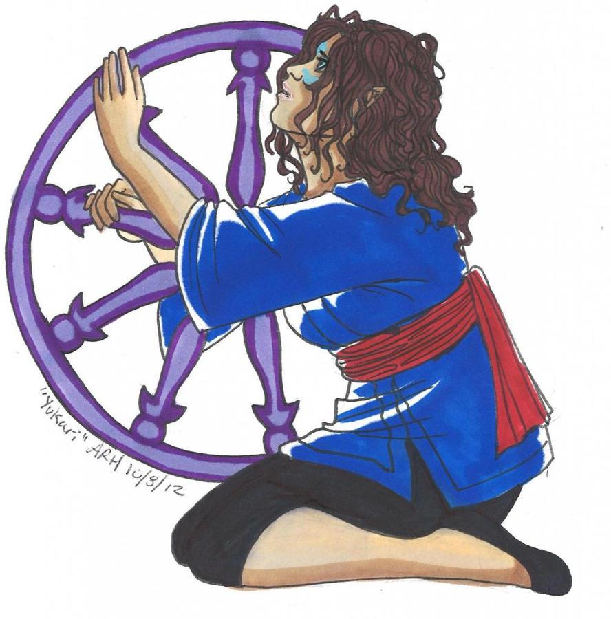 Wheel of Time (3) by ARHunter