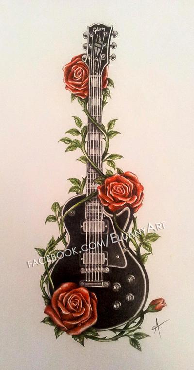 Guitar by Eluany