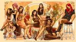 DC   WOMEN by J-Estacado