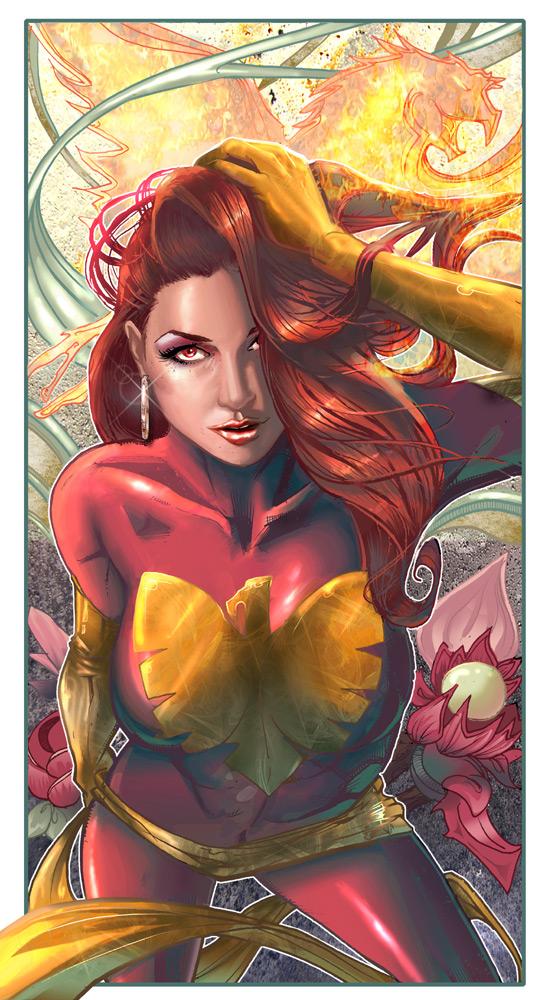 Phoenix Rising by J-Estacado