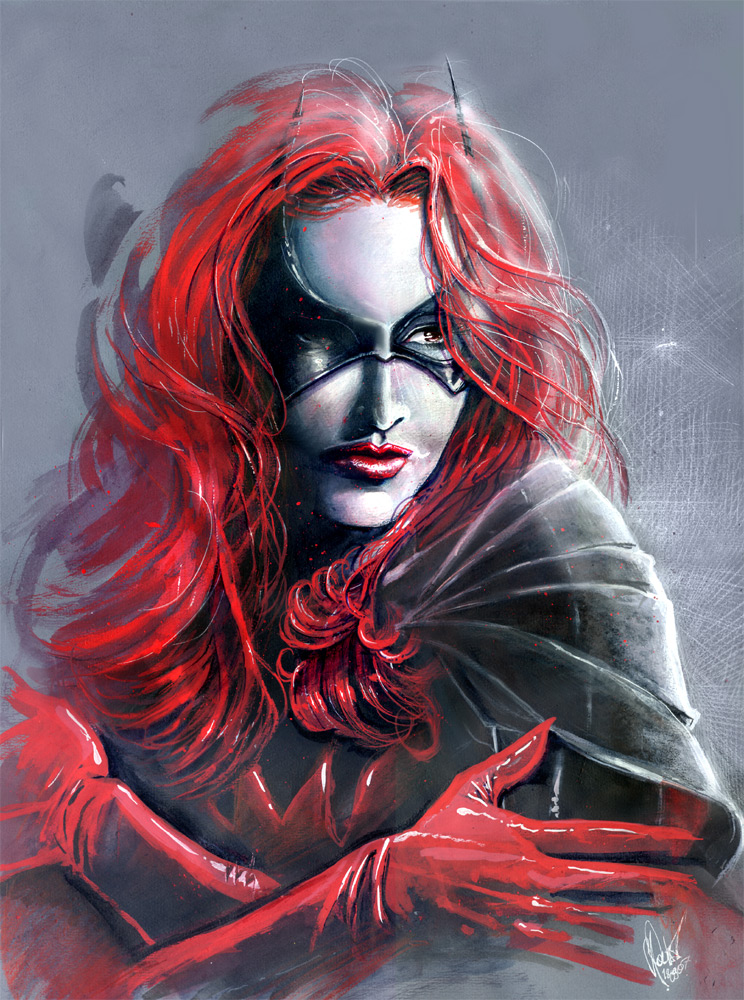 BATWOMAN by J-Estacado