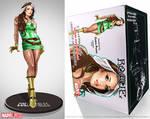 R O G U E  statue -fake-