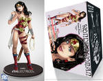 Wonder Woman statue -fake-