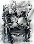 LADY DEATH by J-Estacado