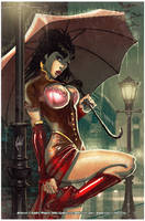 LEGENDERRY VAMPIRELLA by J-Estacado