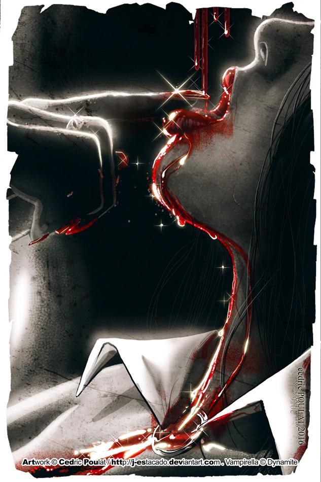 Daughter of Drakulon. by J-Estacado