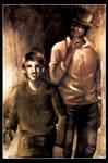 the dark tower:Roland and Jake