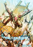 Raiden 8 by R0K-MO