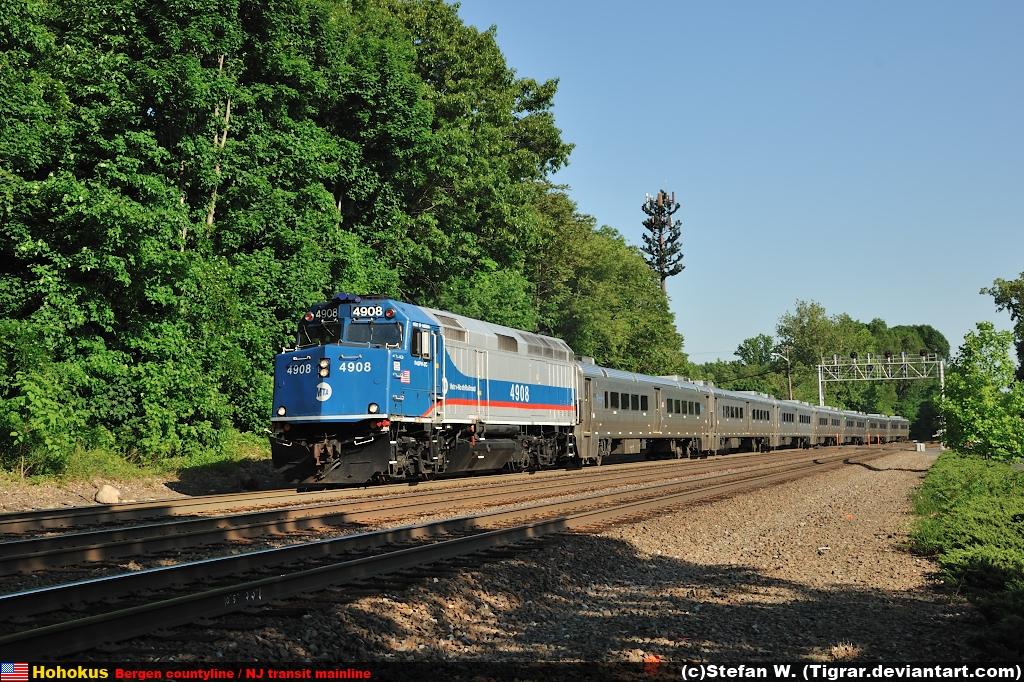 MTA 4908 by Tigrar