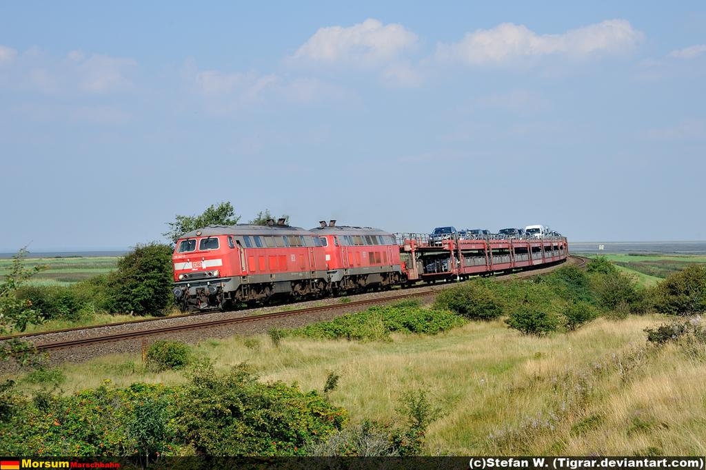 DB 218-341 by Tigrar
