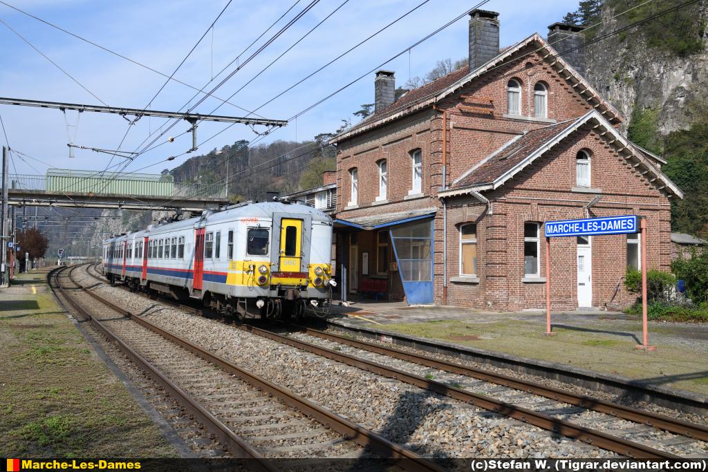 SNCB/NMBS 660 by Tigrar