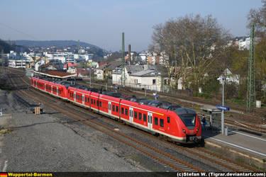 DB 1440-821 by Tigrar