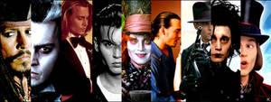 Johnny Depp 9 in 1