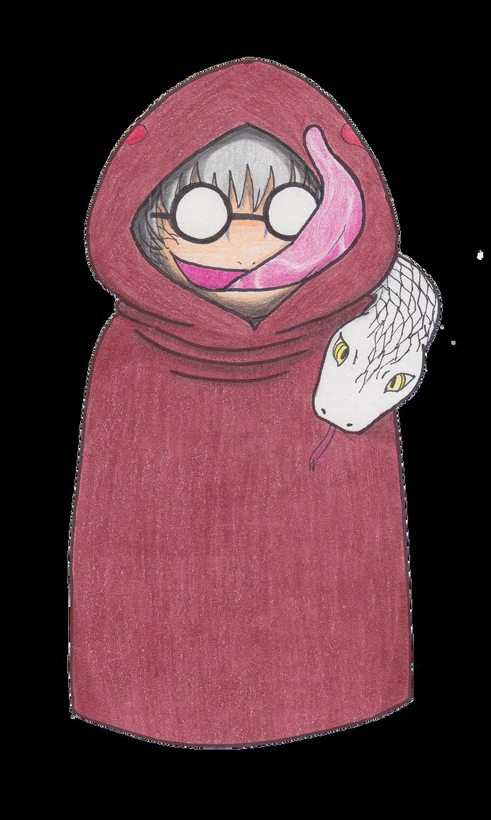 Chibi Kabuchimaru by kitkatnis