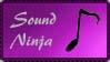Another Sound Ninja Stamp by kitkatnis
