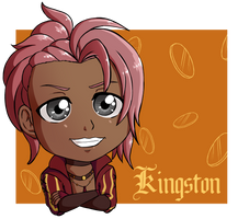 Kingston (Button Commission) by kitkatnis