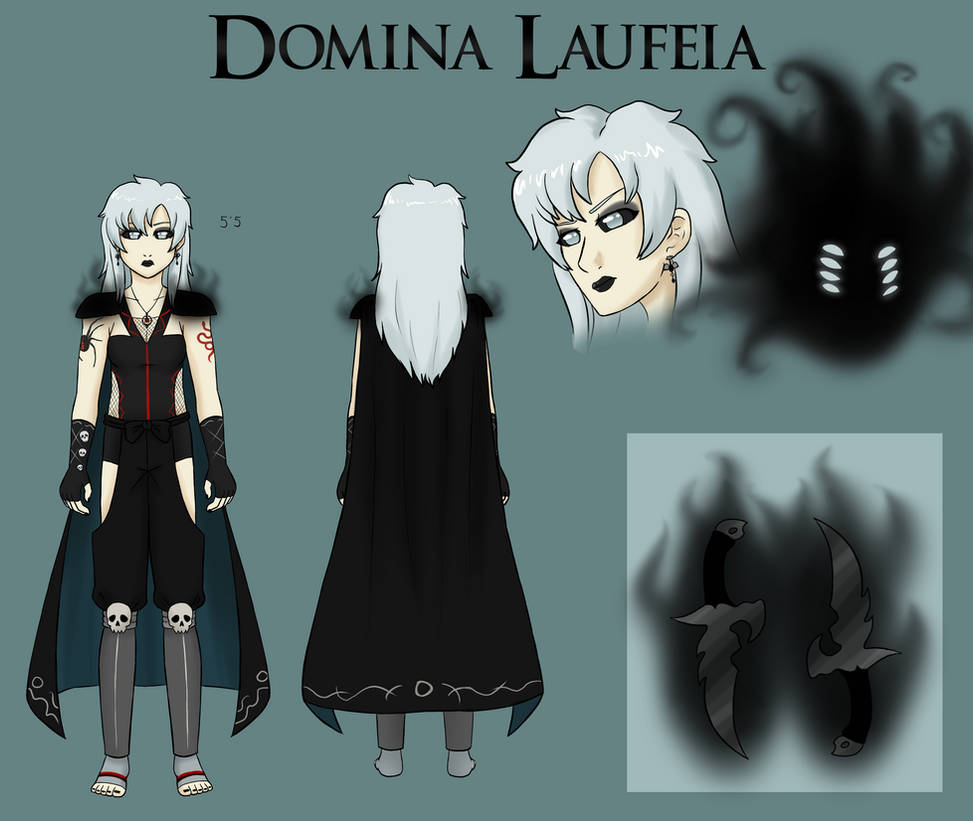 Domina Laufeia Reference (Commission)