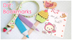 DIY: Six Styles of Bookmarks