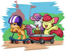 CMC by SonicPegasus