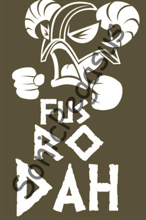 Fus Ro Dah by SonicPegasus